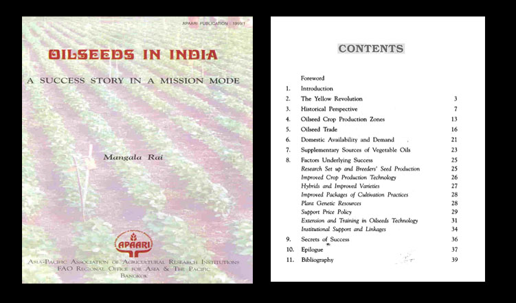 Oilseed in India