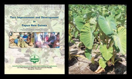 Taro Improvement and Development in Papua New Guinea