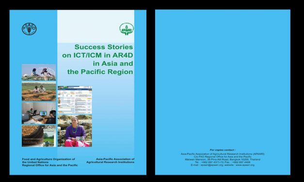 ICT/ICM in AR4D in Asia and the Pacific Region