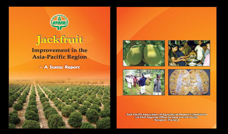 Jackfruit Improvement in the Asia-Pacific Region, 2012