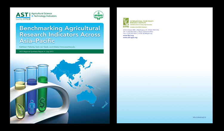 Report on Benchmarking Agricultural Research Indicators cross Asia–Pacific