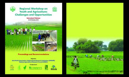 Regional Workshop on Youth and Agriculture: Challenges and Opportunities, 23-24 October 2013 – Proceedings