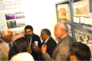 Opening the doors to India's first low-energy genebank  Read the article