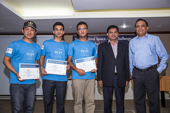 Young minds collaborate to solve global challenges