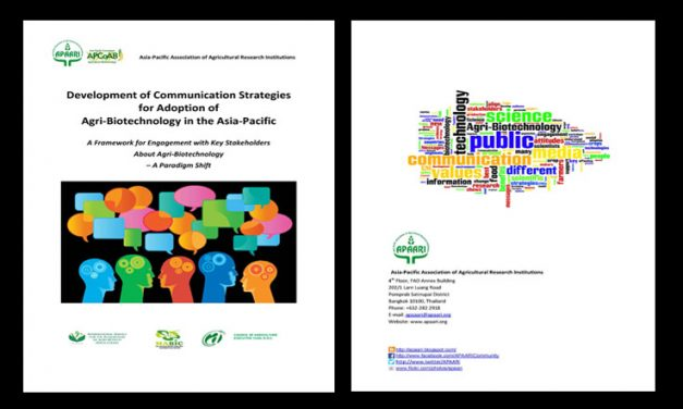 Development of Communication Strategies for Adoption of Agri-Biotechnology in the Asia-Pacific