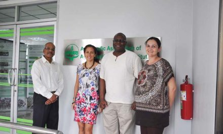 Africa meets Asia: FARA Executive Director visited APAARI