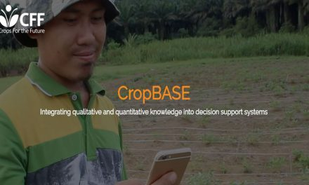 Agriculture meets modern technology