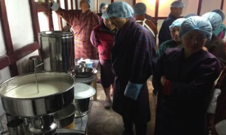 Research gearing towards building farmer's capacity on Dairy Products Processing and Diversification