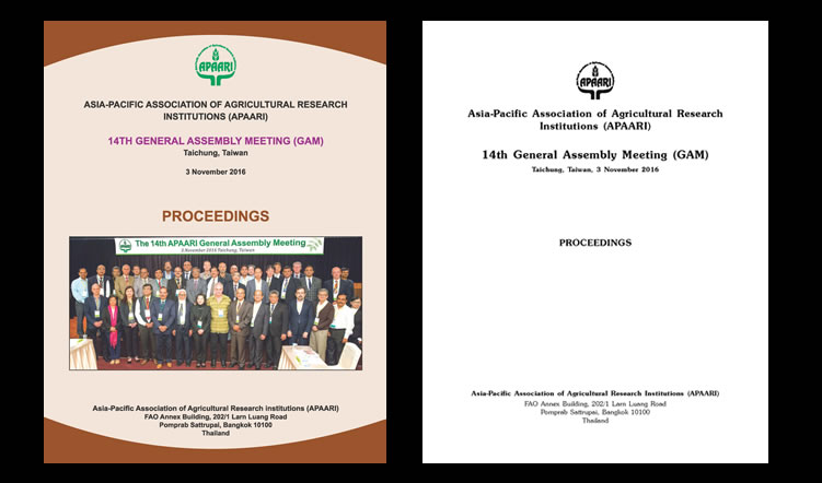 14th General Assembly, 3 November 2016 – Proceedings