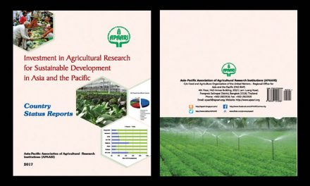 Investment in Agricultural Research for Sustainable Development in Asia and the Pacific: Country Status Reports