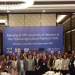 TAP partners meet in Laos to discuss progress on capacity development for agricultural innovation