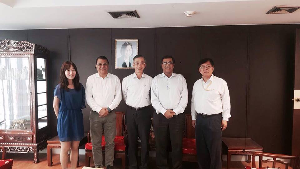 APAARI visited Taipei Economic and Cultural Office in Thailand
