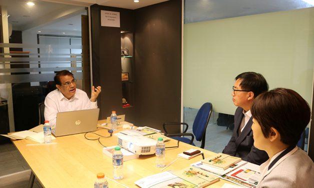 APAARI and RDA seek closer collaboration
