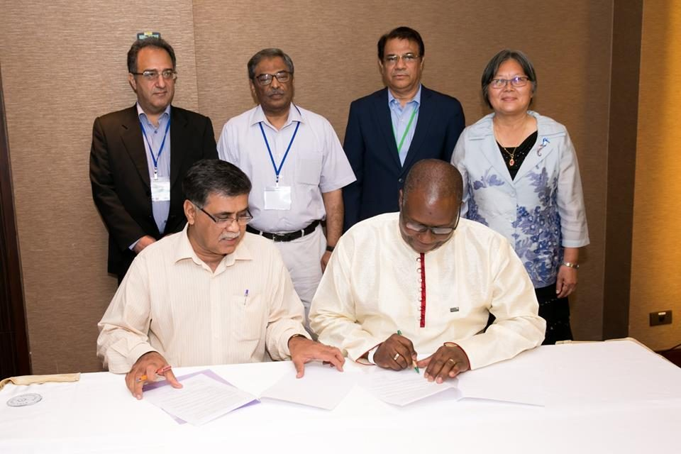 FARA-APAARI Sign Partnership Agreement