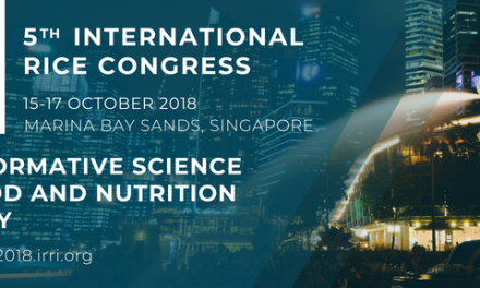 5th International Rice Congress (IRC 2018)