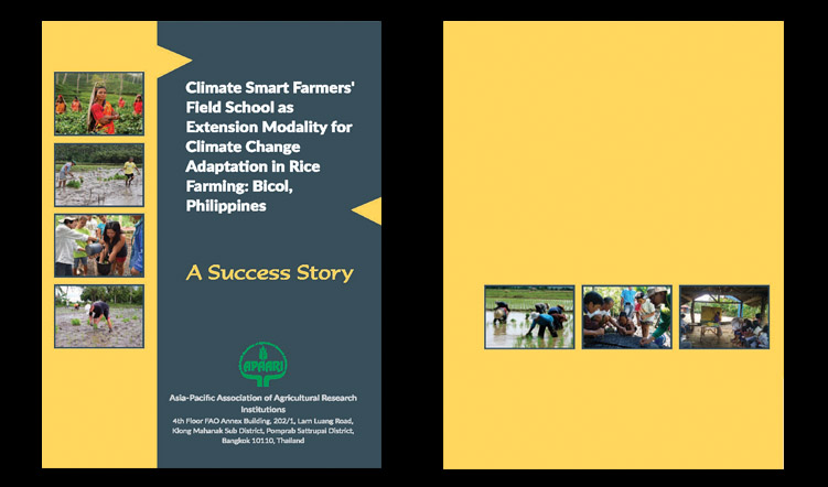 Climate Smart Farmers' Field School – Success Story