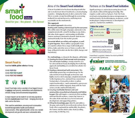 Smart Food Flyers
