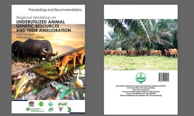 Regional Workshop on Underutilized Animal Genetic Resources,  4-6 March 2019 – Proceedings