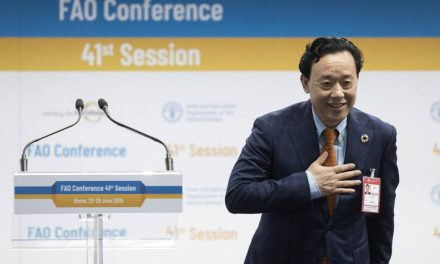 China's Qu Dongyu succeeds Brazil's Jose Graziano da Silva as FAO Director General