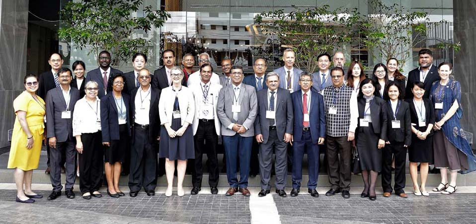 The Executive Committee praises APAARI's Progress