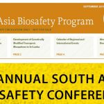 Newsletter September 2019 from South Asia Biosafety  Program (SABP)