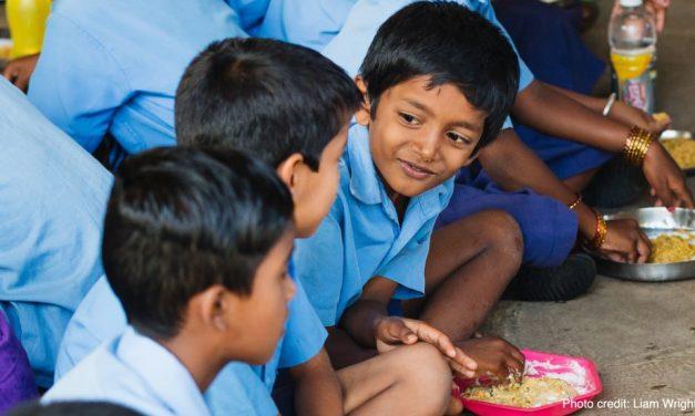 A Smart Food feeding study in India