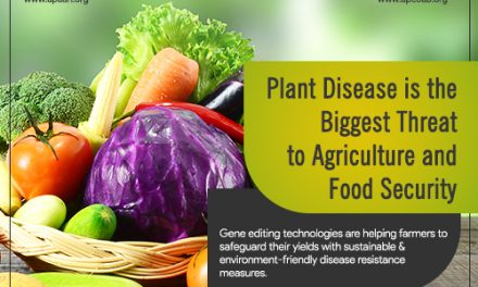 Plant disease is the biggest threat to agriculture and food security