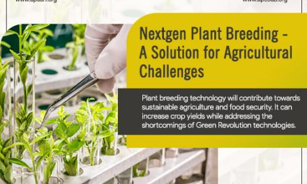 Nextgen Plant Breeding – A Solution for Agricultural Challenges