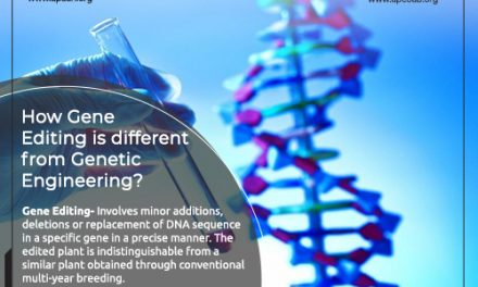 How Gene editing is different from Genetic Engineering?