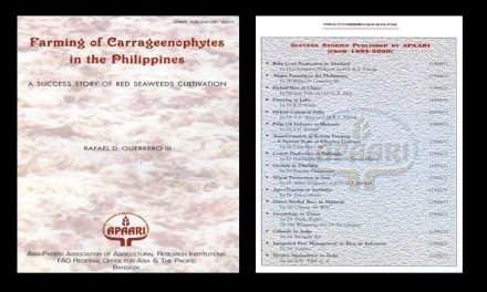 Farming of Carrageenophytes in the Phillipines – Red Seaweeds Cultivation