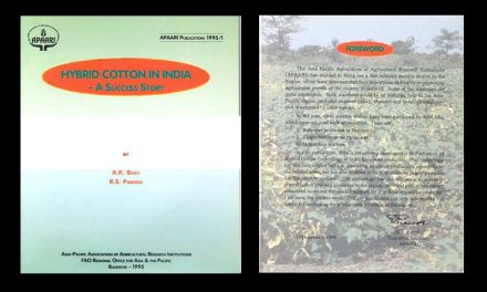 Hybrid Cotton in India