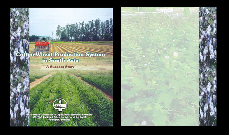 Cotton-Wheat Production System in South Asia: A Success Story