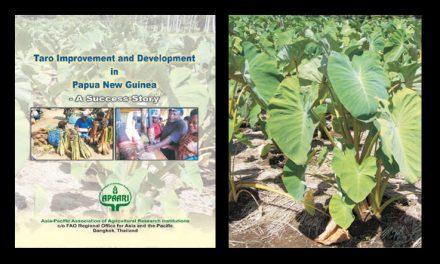 Taro Improvement and Development in Papua New Guinea
