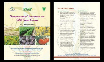 Stakeholders' Interface on GM Food Crops, 19 May 2011 – Proceedings