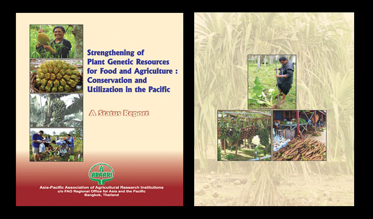 Strengthening of Plant Genetic Resources for Food and Agriculture: Conservation and Utilization in the Pacific