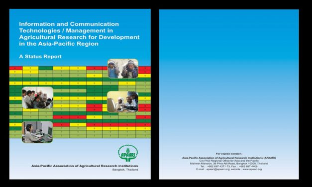 ICT Management in Agricultural Research for Development in the Asia-Pacific Region, 2011