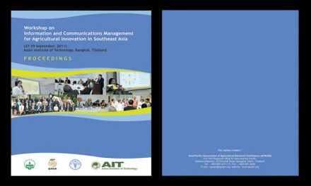 Workshop on Information and Communications Management for Agricultural Innovation in Southeast Asia, 27-29 September 2011 – Proceedings