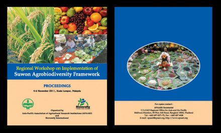Regional Workshop on Implementation of Suwon Agrobiodiversity Framework, 4-6 November 2011 – Proceedings