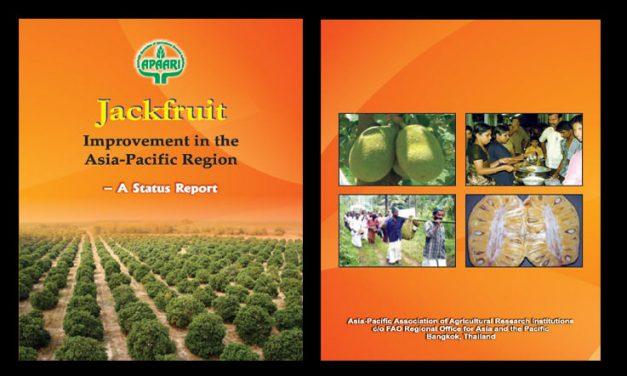 Jackfruit Improvement in the Asia-Pacific Region, 2012