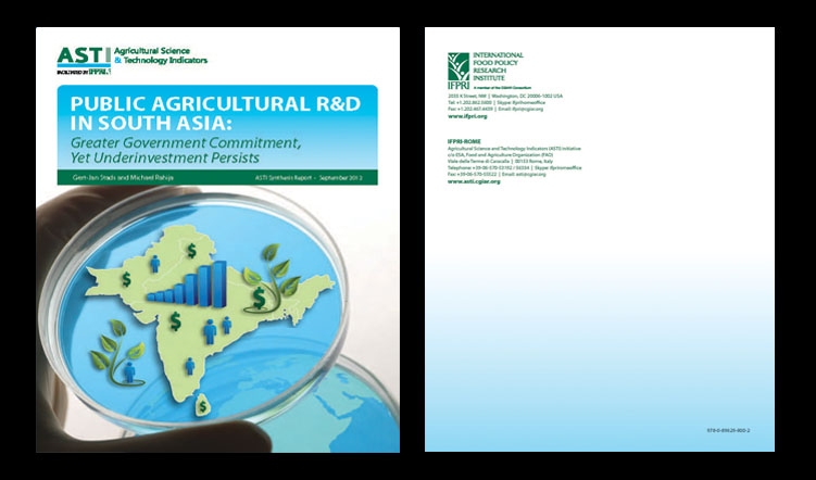 Report on Public Agricultural R&D in South Asia: Greater Government Commitment, Yet Underinvestment Persists