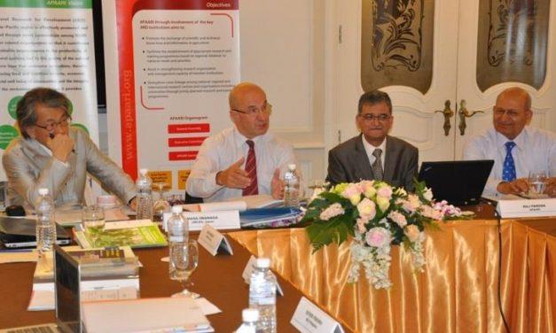 12th APARIS Steering Committee Meeting, 22 April, 2014, Bangkok, Thailand