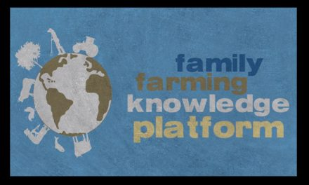 2014 The International Year of Family Farming (IYFF)
