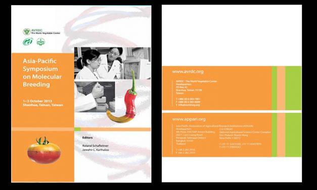 Asia-Pacific Symposium on Molecular Breeding 1-3 October 2013 – Proceedings