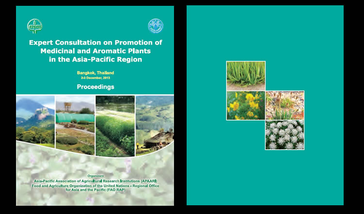 Expert Consultation on Promotion of Medicinal and Aromatic Plants in the Asia-Pacific Region, 2-3 December 2013 – Proceedings