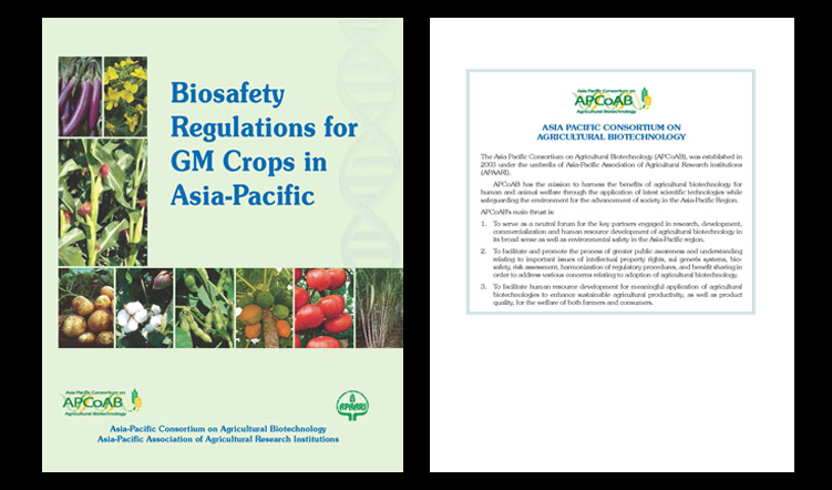 Biosafety Regulations for GM Crops in Asia-Pacific