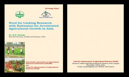 Need for Linking Research  with Extension for Accelerated Agricultural Growth in Asia