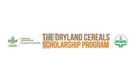CRP Dryland Cereals Scholarship Program