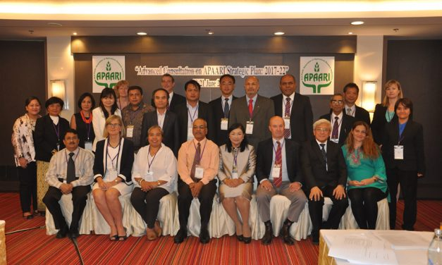 Advanced Consultation on APAARI 20-21 June 2016 Bangkok, Thailand