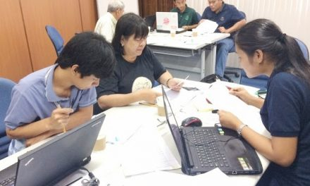 Experts finalize Filipino version of mobile app that identifies rice pests and diseases