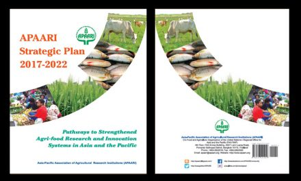 APAARI Strategic Plan 2017-2022: Pathways to Strengthened Agri-Food Research and Innovation Systems in Asia and the Pacific
